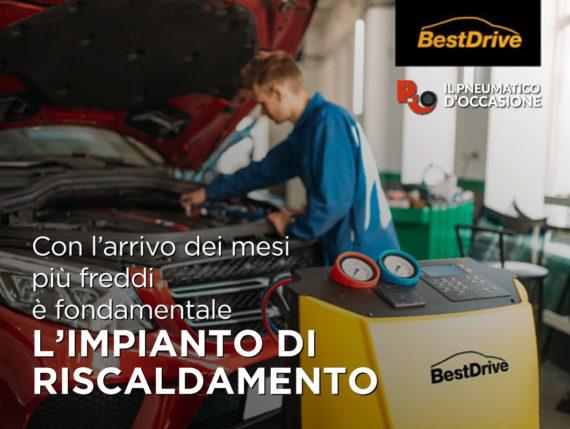 manutenzione riscaldamento auto camion veicolo